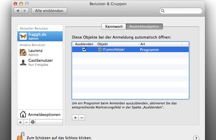 how to delete itunes helper mac